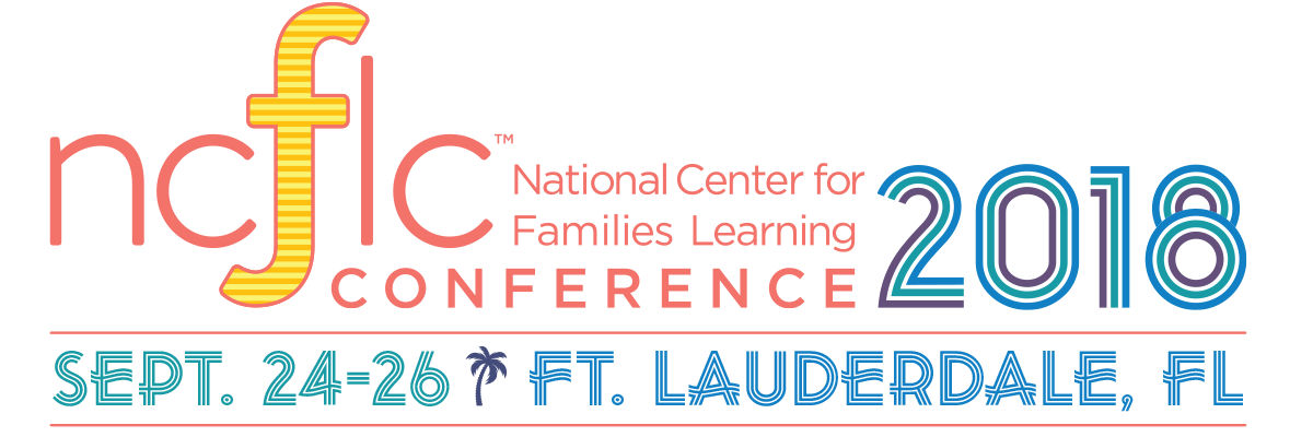 Logo 2018 Families Learning Conference