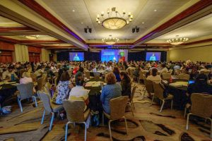 Reach all attendees at once when you sponsor a General Session