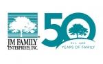 JMFE-50th-Logo Vert Teal
